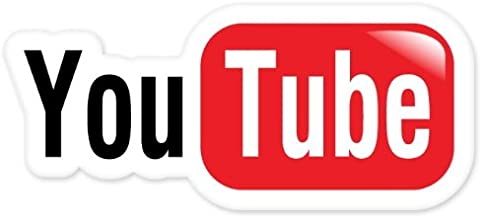 Ride in Style You Tube Video Sharing car Bumper Sign Sticker 6