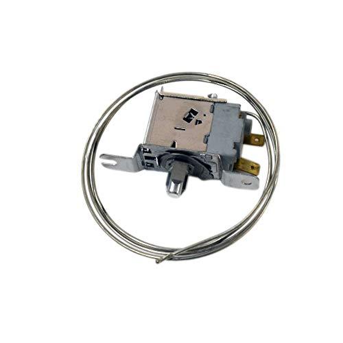 Whirlpool W10583801 Refrigerator Temperature Control Thermostat Genuine Original Equipment Manufacturer (OEM) Part