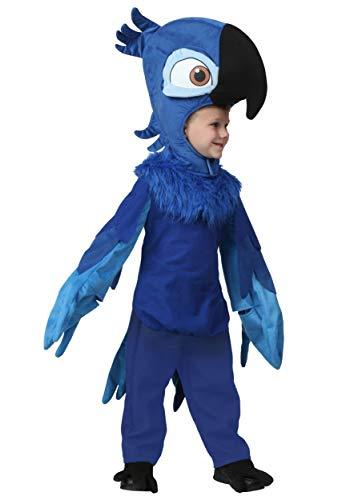 Toddler Rio Blu Costume 4T