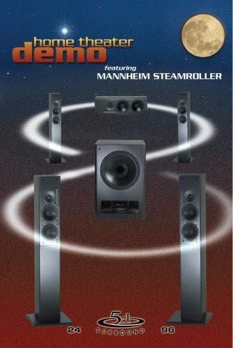 Home Theater Demo Featuring Mannheim Steamroller [Importado]