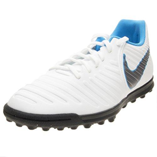 Nike Unisex-Erwachsene Tiempo Legend X 7 Club TF AH7248 107 Fußballschuhe, Mehrfarbig (Indigo 001), 45.5 EU