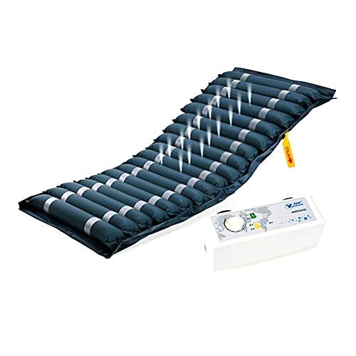 Yongqin Anti-Dekubitus-Kissen Anti-Dekubitus-Luftmatratze Micro-Hole Jet Mit Geräuscharmer Pumpe Medizinisches Patienten-Altenpflege-Luftbettpolster