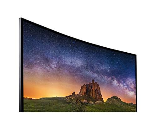 Samsung Monitor C32JG50 Monitor Curvo, WQHD 2K da 32'', Base a Doppio Snodo, 2560x1440, 1800R, 4 ms, 144 hz, HDMI e Display Port, VESA
