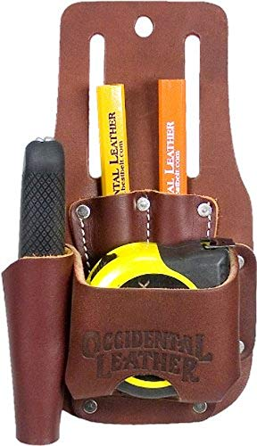 Occidental Leather 5047 Tape & Knife Holder
