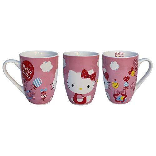 CARTOON GROUP Tasse Hello Kitty Sabor Konische Keramik ml 340 mit Verpackung - HK50034/2