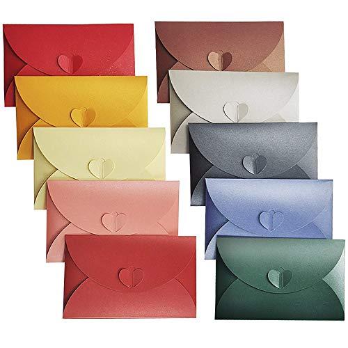 Sobres Papel Colores Regalo Marca Rayong