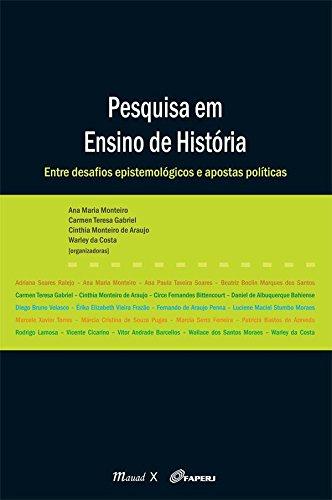 Pesquisa Em Ensino De História. Entre Desafios Epistemológicos E Apostilas Políticas