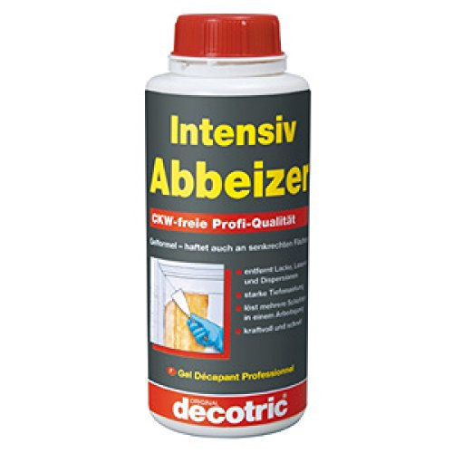 decotric Intensiv Abbeizer für Farben und Lacke 2,5 Liter