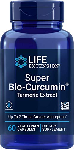 Super Bio-Curcumina 400mg (60 Cápsulas) Life Extension