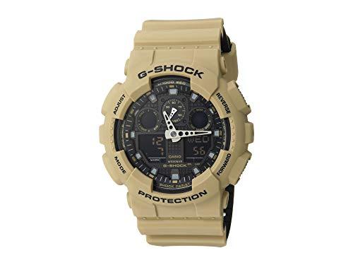 Casio GA100L-8A XL Ana-Digi G-Shock