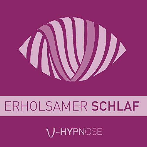 "Hypnose-Hörbuch ""Erholsamer Schlaf"" Titelbild"