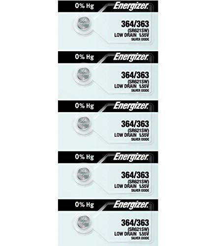 364 Energizer Watch Batteries - 3