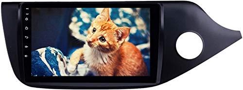 9 Pulgadas De Pantalla Táctil del Automóvil Multimedia Player para KIA CEED RHD 2012-2014, FM/Bluetooth/WiFi/SWC/Enlace DE Espejo/Cámara De Vista Trasera,8 Core-WiFi: 4+64G