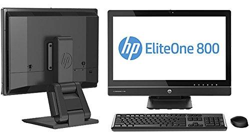 """PC HP EliteOne 800 G1 All in One - Intel Core i5-4570S 8GB 240GB SSD 23"""" FullHD Win 10 Pro (Ricondizionato)"""