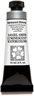 DANIEL SMITH Extra Fine Watercolor 15ml Paint Tube, Pearlescent Shimmer
