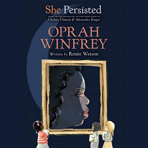 She Persisted: Oprah Winfrey cover art