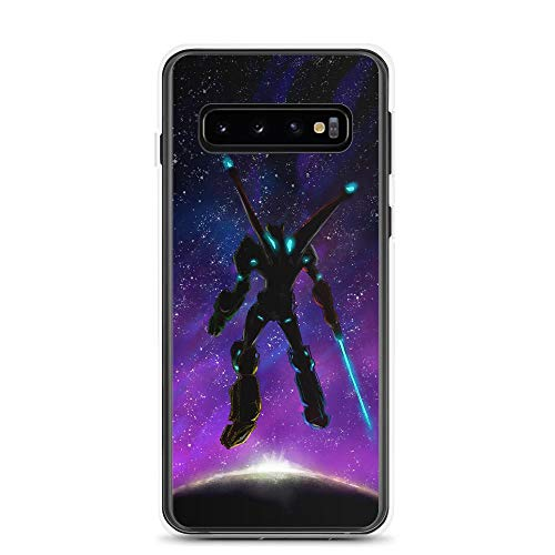 Bynight Compatible with Samsung N10 Plus Case Voltrons Legendarys Defenders Sci-Fi American Animated Galaxy Cover Omnibuss Series Web Pure Clear Phone Cases Cover