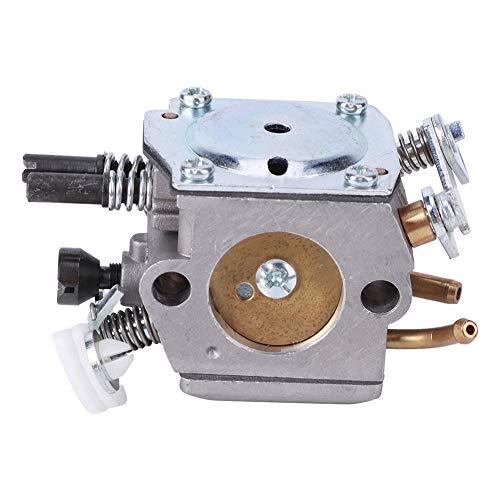 Carburador, carburador de repuesto para motosierra con superficie anodizada para Husqvarna 362/365/371/372