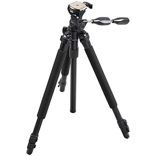 Bushnell Stativ Dreibein Titan - 1,7 KG,bis 160cm, Kamerastativ, Fernglasstativ, 784040