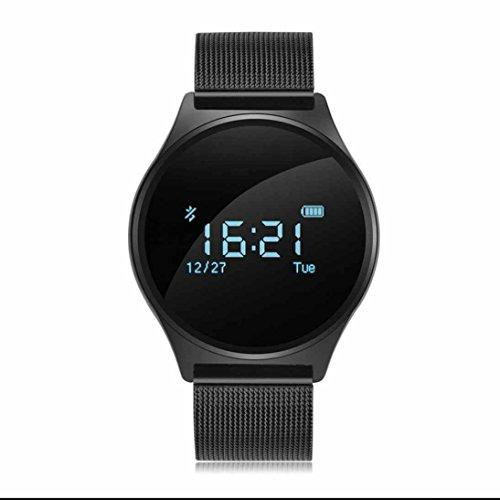 Reloj inteligente smart pulsera brazalete de fitness podómetro Herzfrequenz–Sleeping Monitor Remote Control Camera Smart Watch