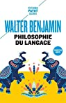 Philosophie du langage par Benjamin