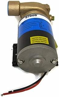 Hypro 9700B Aqua-Tiger 12VDC Centrifugal Pump, 19GPM, 7PSI, Lip-type Viton Seal, 3/4