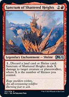 Magic: The Gathering - Sanctum of Shattered Heights - Core Set 2021
