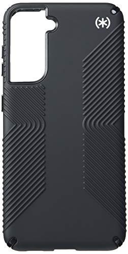 Speck Products - Custodia per Samsung Galaxy S21 5G, colore: Nero/Bianco
