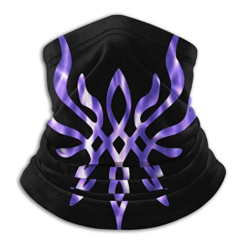 Bandana Fire-Emblem Face Mask Scarf Neck Gaiter Washable Face Cover for Men Women