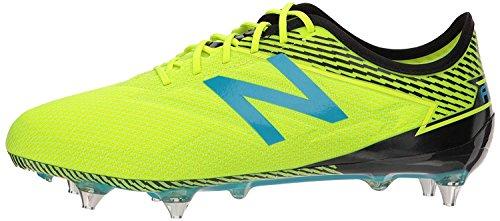 New Balance Herren Furon 3.0 Pro FG Fußballschuhe, Gelb (Neongelb/Schwarz Neongelb/Schwarz), 44.5 EU