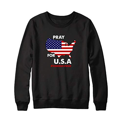 Pray For U.S.A Defeat Córónávírús Classic Tee – Strong United State Of America In Córónávírús Epidemic War Shirt For Men Tee For Women Handmade Shirt Sweatshirt 5065