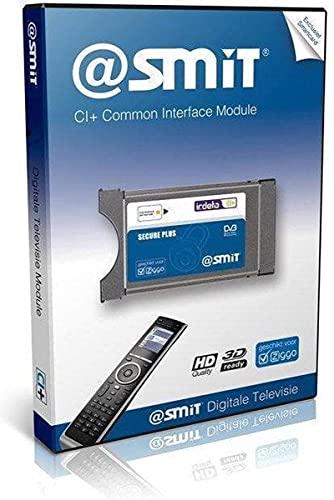 SMiT CAM Module CI+ 1.2 - Geschikt voor Ziggo Smartcard