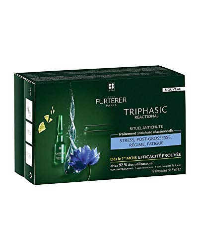 Rene Furterer Rene Triphasic Reaccional 12Ampollas 40 g