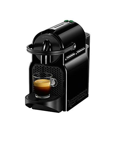 Kaffeemaschine Nespresso Inissia D40(freistehend, Schwarz, Espresso Machine, Kapseln, Espresso, Lungo, 0,7l)