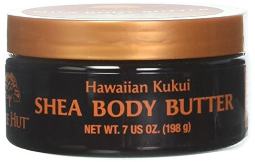 Tree Hut Shea Body Butter - Hawaiian Kukui: 7 OZ by Tree Hut