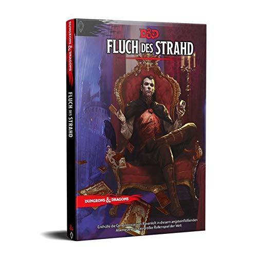 D&D: Fluch des Strahd (Dungeons and Dragons Abenteuer)