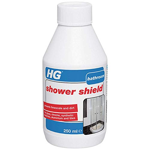 HG Shower Shield, Bathroom Protector Against Scale & Dirt, Prevents...