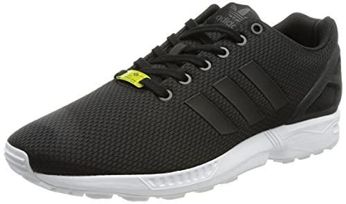 adidas Zx Flux, Zapatillas Unisex, Multicolor (Negro / Blanco), 37 1/3 EU