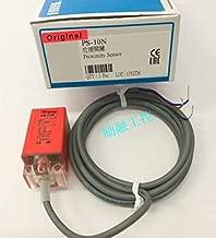 Calvas 5PCS PS-15N PS-15P FOTEK Inductive Proximity Switch Sensor New - (Color: PS-15N NPN NO)