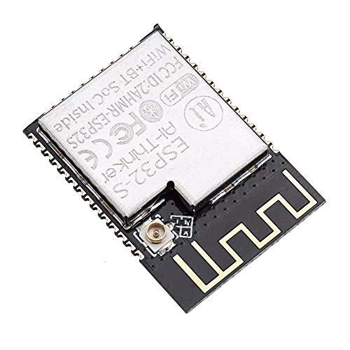 CHUI-CC ESP32S alimentación del módulo WiFi + Bluetooth ESP32S Serie de Wi-Fi de Doble módulo de Antena