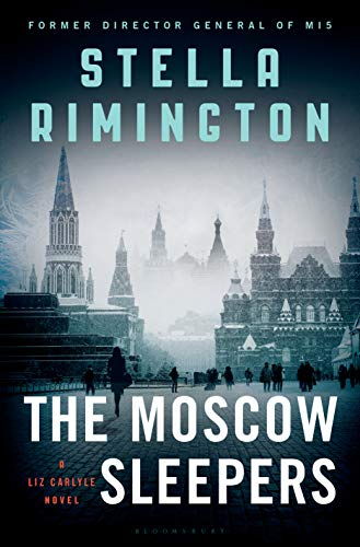 Image of The Moscow Sleepers: A Liz Carlyle Novel (Liz Carlyle Novels)