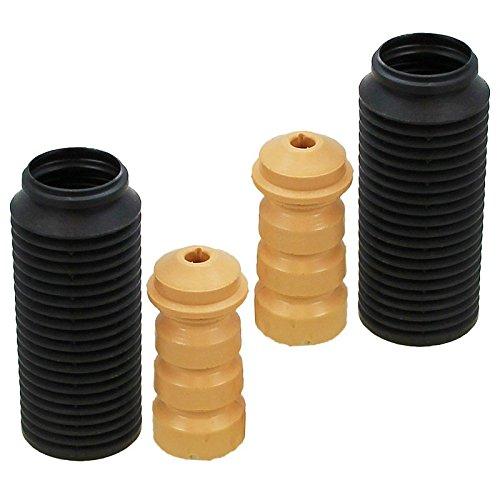 1 Paar (2 Stück) Stossdämpfer Staubschutzsatz hinten