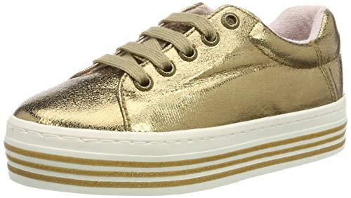 Gioseppo 56261, Zapatillas para Niñas, Dorado (Oro Oro), 35 EU