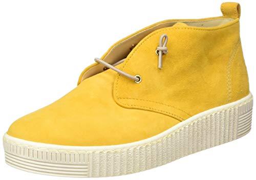 Gabor Shoes Damen Jollys Sneaker, Gelb (Mango 13), 42.5 EU