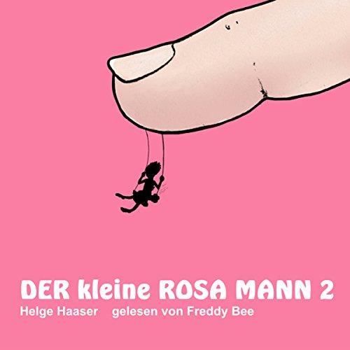 Der kleine rosa Mann 2 Titelbild