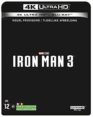 Iron man 3 4k ultra hd [Blu-ray] [FR Import]