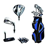 Precise S7 All Graphite Complete Golf Clubs Package Set Driver, 3, 5 Fairways,...