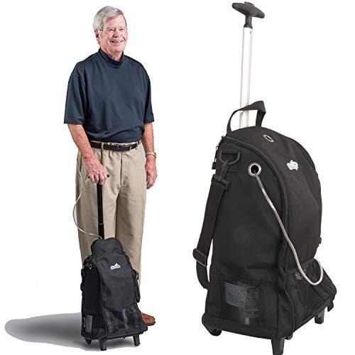 d size oxygen tank bag - 7
