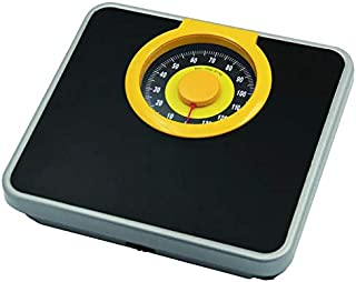 Body Fat Scale Bath,Mechanical Scale Bathroom, Weight Control Personal Health Management Effective Load Bearing 330bl