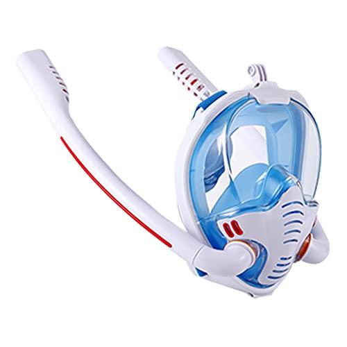 Tauchmaske Vollgesichtsmaske, Faltbare...